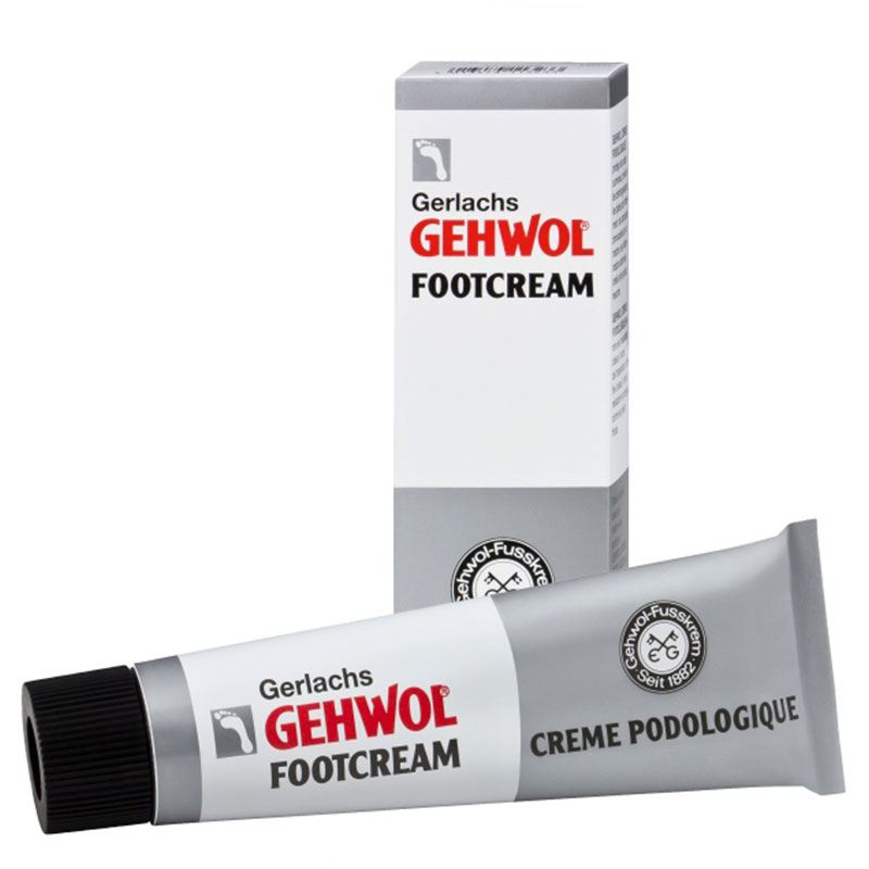 Gehwol gerlachs foot cream 75ml -mavrommatihealth overespa