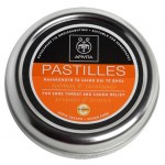Pastilles Tins Propolis & Licorice για να μαλακώνουν τον λαιμό Mavrommatihealth Overespa