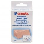 Gehwol Protective Plaster Thick Παχύ προστατευτικό έμπλαστρο, 4τμχ Mavrommatihealth Overespa