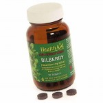 Healthaid Bilberry Berry Extract 30 tablets Συμπληρώματα διατροφής για ενίσχυση της όρασης Mavrommatihealth Overespa