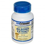 Life extension bilberry extract 100mg 100veg cap -mavrommatihealth overespa