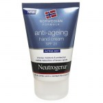 NEUTROGENA Anti-ageing Hand Cream Αντιγηραντική κρέμα χεριών 25 spf 50ml Mavrommatihealth Overespa