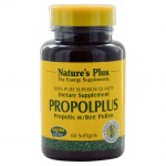 Nature`s plus propol-plus softgels 60 -mavrommatihealth overespa