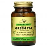 Solgar green tea 520mg 50s -mavrommatihealth overespa