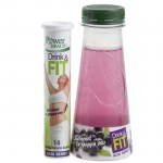 Power Health Drink Fit 14s Φυσικό συμπλήρωμα με φρούτα Acai Berry - Mavrommatihealth Overespa